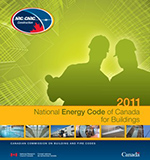 National Energy Code for Buildings 2011 cover